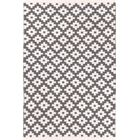 Samode Hand Woven Grey Indoor/Outdoor Area Rug Rug Size: Rectangle 4' x 6'