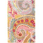 Tufted Area Rug Rug Size: Rectangle 3' x 5'