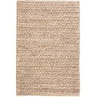 Hand-Woven Beige Area Rug Rug Size: Rectangle 10' x 14'