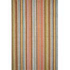Zanzibar Brown/Orange/Yellow Area Rug Rug Size: Rectangle 3' x 5'