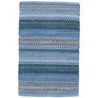 Gypsy Blue Area Rug Rug Size: 8' x 10'