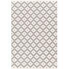 Samode Hand-Woven Gray/White Indoor/Outdoor Area Rug