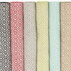 Lattice Cotton Indigo Area Rug Rug Size: 6' x 9'