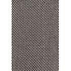 Two Tone Rope Hand Woven Black Indoor/Outdoor Area Rug Rug Size: Rectangle 8'5