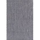 Two-Tone Rope Hand Woven Navy/Ivory Indoor/Outdoor Area Rug Rug Size: Rectangle 12' x 16'