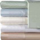 Supreme Sateen 300 Thread Count Solid Sheet Set Size: Twin, Color: Taupe