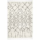 Off White Area Rug Rug Size: Rectangle 9'2'' x 12'
