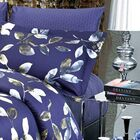 Mystery 200 Thread Count Sheet Set Size: Queen