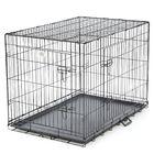 2 Door Folding Pet Crate Size: X-Small (21