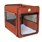 Soft Sided Indoor/Outdoor Pet Crate Size: Medium (24