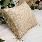 Basketweave Throw Pillow