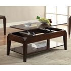 Salamone Coffee Table with Lift Top