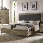 Sadee Upholstered Panel Bed Size: Eastern King