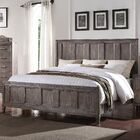 Coline Panel Bed Size: California King