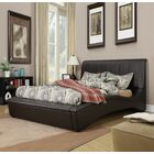 Deshields Upholstered Sleigh Bed Size: Queen