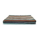 Billy Indoor/Outdoor Print Deluxe Mat Pet Bed Color: Espresso, Size: Large (36