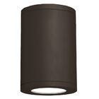 Robyn 1-Light Flush mount Finish: Bronze, Size: 11.75