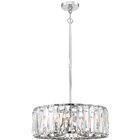 Coronette 6-Light Crystal Chandelier