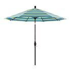 9' Market Umbrella Frame Finish: Bronze