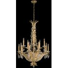 Amytis 15-Light Chandelier Finish: Heirloom Bronze, Crystal Type: Thaw Crystals From Swarovski