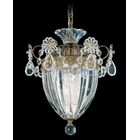 Bagatelle 1-Light Crystal Pendant Finish: Etruscan Gold, Crystal Type: Swarovski Elements Clear