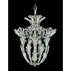 Rivendell 3-Light Candle Style Chandelier Crystal Type: Swarovski Elements Clear, Finish: Heirloom Bronze