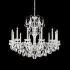 Sonatina 12-Light Chandelier Crystal Type: Swarovski Elements Clear, Finish: Heirloom Gold