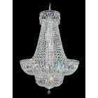 Petit 23-Light Chandelier Crystal Type: Swarovski Elements Clear