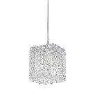 Refrax 1-Light Crystal Pendant Crystal Type: Swarovski Elements Ocelot