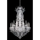 New Orleans 20-Light Chandelier Finish: Aurelia, Crystal Type: Heritage Clear