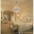 La Scala 15-Light Candle Style Chandelier Finish / Crystal Color: Heirloom Gold / Strass Clear