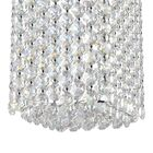 Refrax 1-Light Crystal Pendant Crystal Type: Spectra Clear