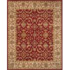 Pardis Red Rug Rug Size: 4' x 6'