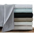 Myrtledale 360 Thread Count 100% Cotton Sheet Set Color: Black, Size: Queen