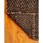Jute Benaras Area Rug Rug Size: Rectangle 9' x 12'