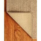 Sisal Beige Eclipse Rug Rug Size: Rectangle 8' x 10'