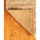 Jute Garnet Wool Beige Area Rug Rug Size: Rectangle 9' x 12'