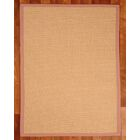Sisal Carlton Beige Area Rug Rug Size: Rectangle 9' x 12'