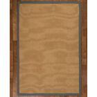 Arcadia Handwoven Beige Area Rug Rug Size: Rectangle 8' x 10'