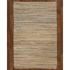Cascade Cotton Natural Area Rug Rug Size: Rectangle 6' x 9'