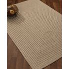 Athen Hand-Loomed Beige Area Rug Rug Size: Rectangle 9' x 12'
