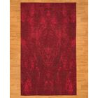 Anegada Red Area Rug Rug Size: Rectangle 5' x 8'