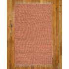 Brasada Red/Orange Area Rug Rug Size: Rectangle 8' x 10'
