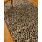 Riggins Hand Woven Blue Area Rug Rug Size: Rectangle 8' x 10'