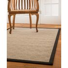 Lancer Hand-Woven Beige Area Rug Rug Size: Rectangle 8' x 10'