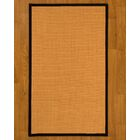 Delaware Natural Fiber Sisal Hand-Woven Beige Area Rug Rug Size: Rectangle 4' x 6'