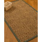 Camile Hand Woven Brown Area Rug Rug Size: Rectangle 5' X 8'