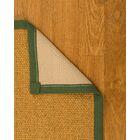 Pritzker HandWoven Yellow Area Rug Rug Size: Rectangle 3' X 5'