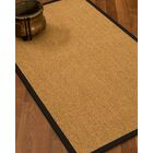 Healey Hand Woven Brown Area Rug Rug Size: Rectangle 2' X 3'