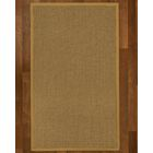 Loehr Handwoven Brown Area Rug Rug Size: Rectangle 5' X 8'